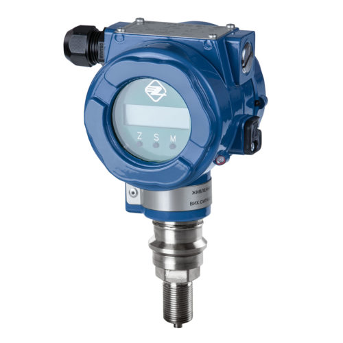 Absolute pressure transmitters Safir-M 5xxx